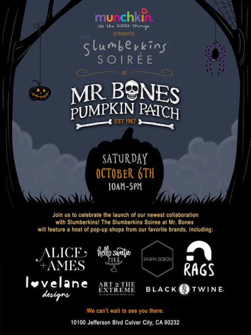 Slumberkins Soiree